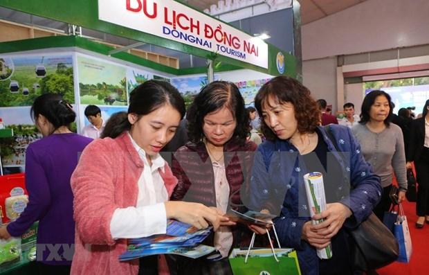 Concluyen en Hanoi Feria Internacional de Turismo de Vietnam hinh anh 1