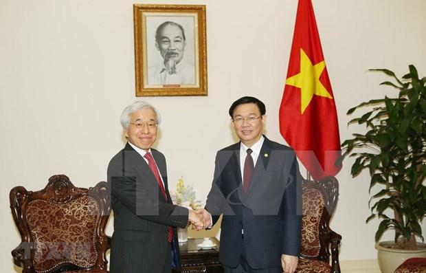 Aspira Vietnam a recibir asistencia japonesa en reestructuracion de bancos debiles hinh anh 1