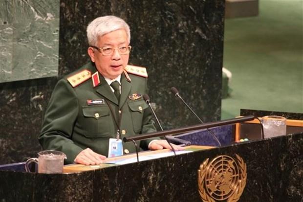 Vietnam reitera su compromiso con las operaciones de paz de la ONU hinh anh 1