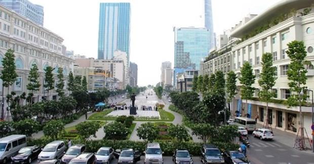 Ciudad Ho Chi Minh apunta al desarrollo economico sostenible hinh anh 1