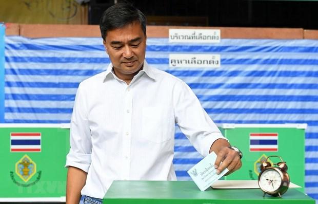 Comision Electoral de Tailandia culpa al software por los errores de conteo de votos hinh anh 1