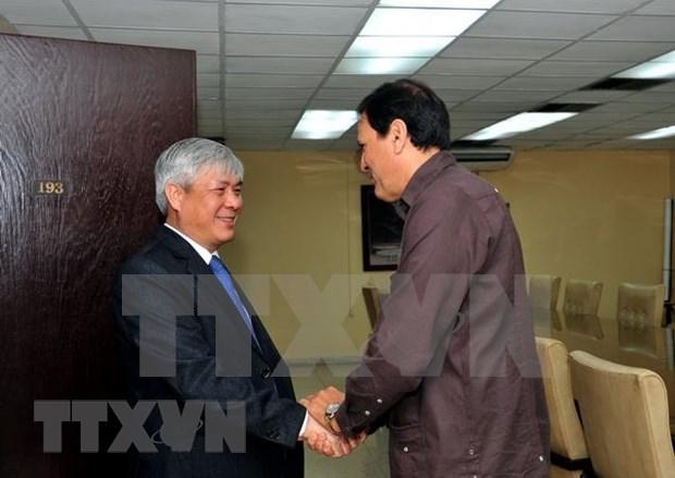 Provincia vietnamita busca desarrollar cooperacion con localidades cubanas hinh anh 1