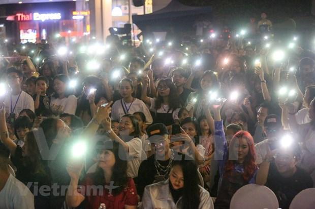 Vietnam se sume a la Hora de Planeta hinh anh 1