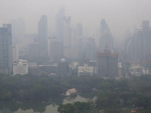 Alerta en Tailandia por la contaminacion del aire en el norte del pais hinh anh 1