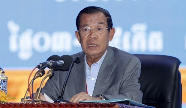 Anuncia primer ministro de Camboya grandes reformas economicas hinh anh 1