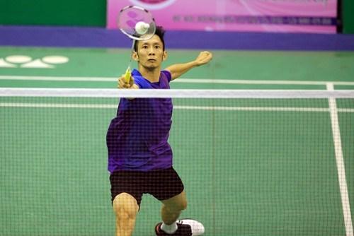 Triunfa jugador vietnamita en torneo internacional de badminton en Nueva Zelanda hinh anh 1