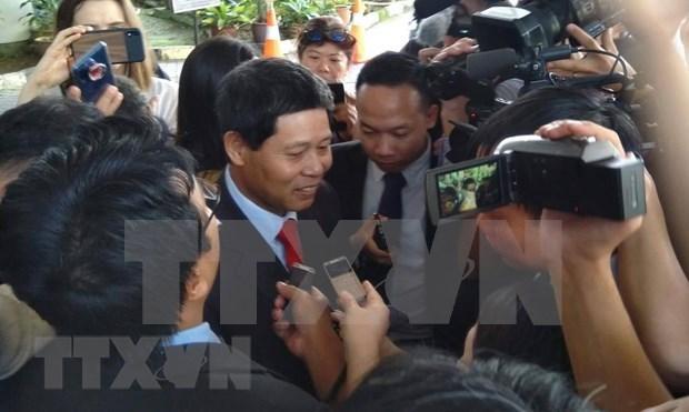 Reafirman esfuerzos de Vietnam en proteccion de derechos de ciudadana condenada en Malasia hinh anh 1