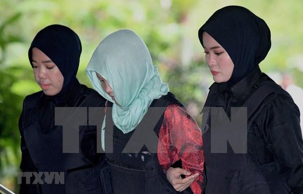 Condenan en Malasia a tres anos de carcel a vietnamita acusada de muerte de norcoreano hinh anh 1