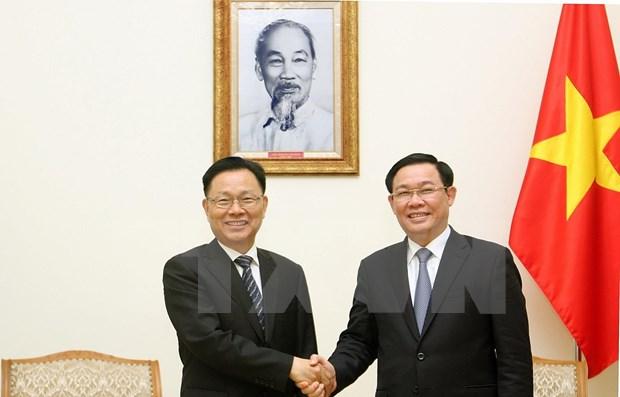 Proponen intensificar cooperacion entre Vietnam y provincia china de Yunnan hinh anh 1