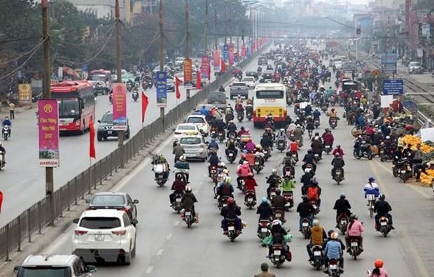 Debaten en Vietnam expertos internacionales medidas para garantizar seguridad vial hinh anh 1