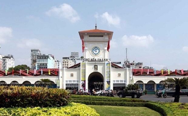 Aumento en marzo un 10 por ciento el numero de turistas extranjeros en Ciudad Ho Chi Minh hinh anh 1