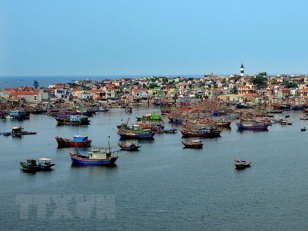 Evaluan Vietnam y China resultados de cooperacion pesquera en golfo de Bac Bo hinh anh 1