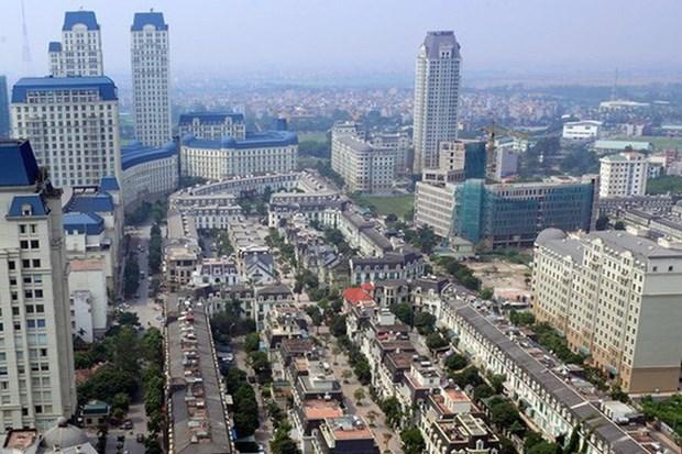 Encabeza Hanoi la atraccion de inversion extranjera en Vietnam hinh anh 1
