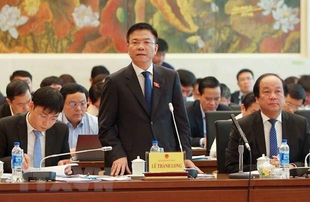 Impulsan Corea del Sur y Vietnam la cooperacion juridica hinh anh 1