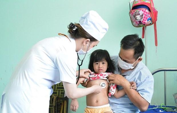 Reporta Vietnam mas de tres mil casos sospechosos de sarampion en Ciudad Ho Chi Minh hinh anh 1