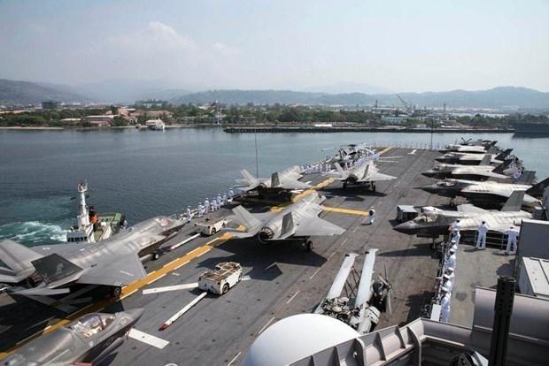 Inician Filipinas y Estados Unidos ejercicios militares conjuntos anuales hinh anh 1