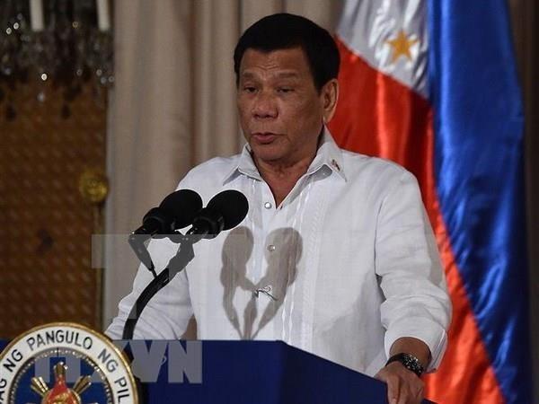 Revisaran en Filipinas los contratos del gobierno hinh anh 1
