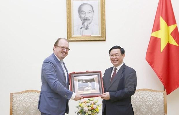 Asiste la OCDE a Vietnam en elaboracion de Programa Nacional de Evaluacion Multidimensional hinh anh 1