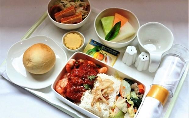 Ofrece Vietnam Airlines variada seleccion de frutas autoctonas en sus vuelos hinh anh 1