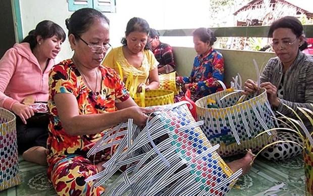 Promueven en Vietnam formacion vocacional para grupos de minorias etnicas hinh anh 1