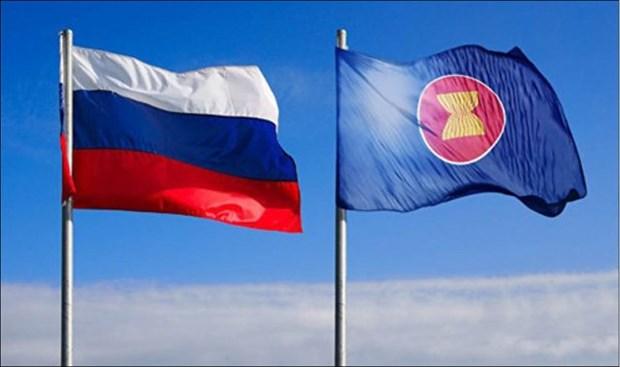 Promueven cooperacion mas efectiva entre la ASEAN y Rusia hinh anh 1