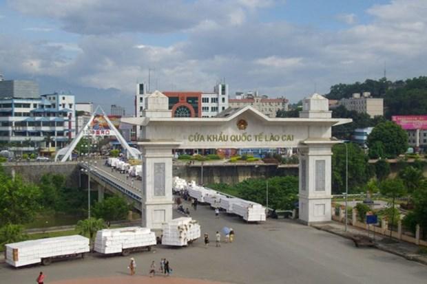 Se mantiene estable exportacion de Vietnam a China por puerta fronteriza de Lao Cai hinh anh 1