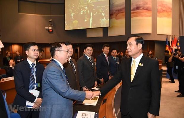 Vietnam se compromete a unirse a lucha contra delicuencia transnacional de la ASEAN hinh anh 1