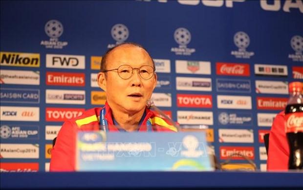 Estrechan las actividades futbolisticas los nexos entre Vietnam y Corea de Sur hinh anh 1
