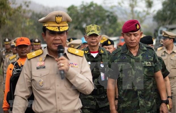 Advierten en Tailandia que el ejercito impedira protestas postelectorales hinh anh 1