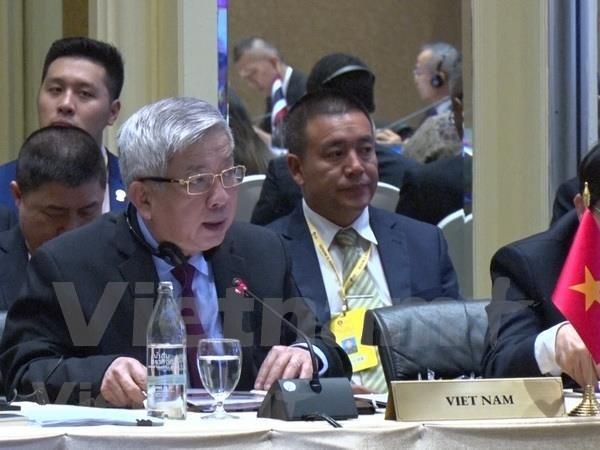 Participa Vietnam en Reunion de Oficiales de Defensa de ASEAN hinh anh 1