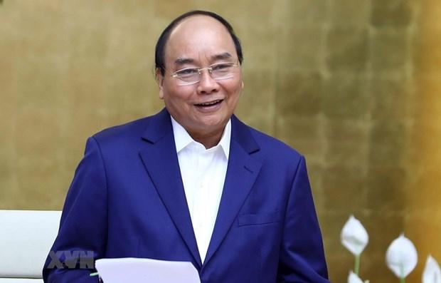 Demanda primer ministro vietnamita mejora sustancial del entorno de negocios hinh anh 1
