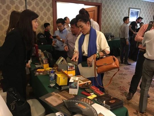 Destacan potencialidades de cooperacion entre empresas vietnamitas y cubanas hinh anh 1