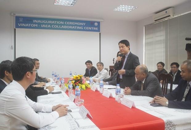 Coopera el OIEA con Vietnam en proteccion del medio ambiente hinh anh 1