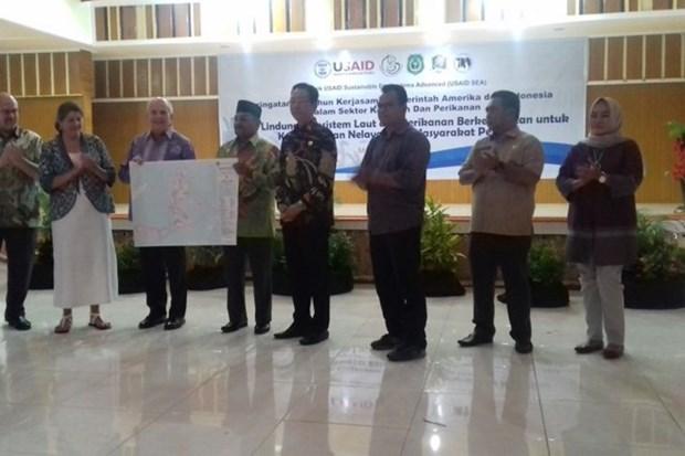 Anuncian Indonesia y Estados Unidos la creacion de areas marinas protegidas hinh anh 1