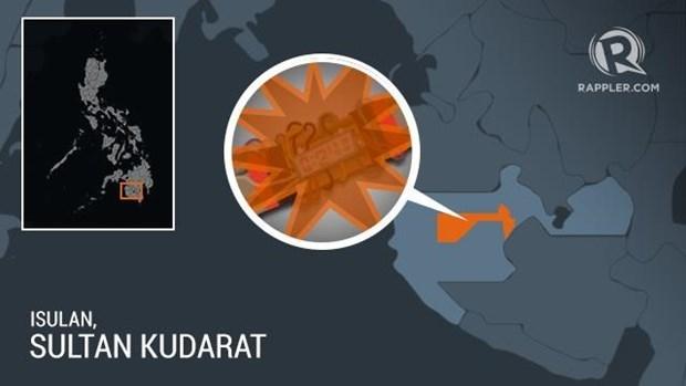 Atentado con explosivos en Filipinas causa al menos 17 heridos hinh anh 1