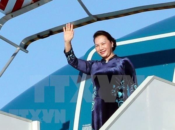Busca Vietnam promover su papel en la Union Interparlamentaria hinh anh 1