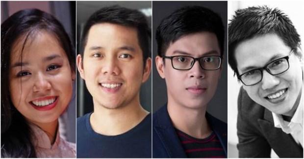 Incluye revista Forbes a cuatro vietnamitas en la lista de los jovenes asiaticos mas talentosos hinh anh 1