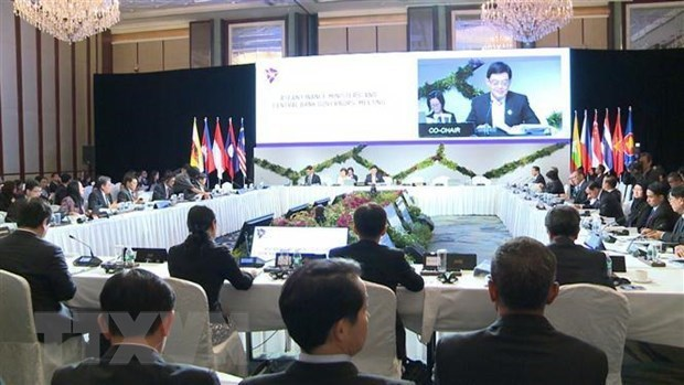 Inauguran en Tailandia conferencia de ministro de Finanzas de ASEAN hinh anh 1