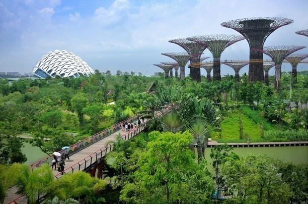 Lanzan iniciativa para desarrollo de infraestructura en la ASEAN hinh anh 1