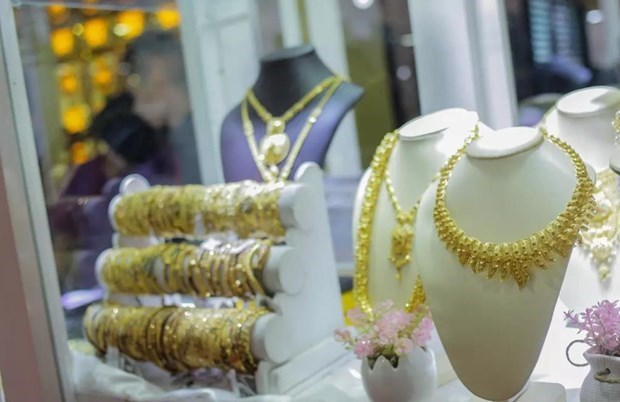 Celebran en Indonesia Feria Internacional de Joyeria hinh anh 1