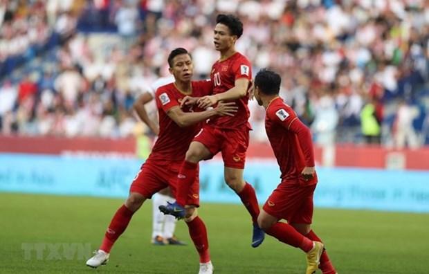 Seleccion de futbol de Vietnam ocupa el puesto 98 en la clasificacion de la FIFA hinh anh 1
