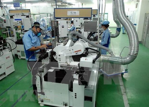 Promueve Vietnam en Espana la cooperacion economica, comercial y de inversion hinh anh 1