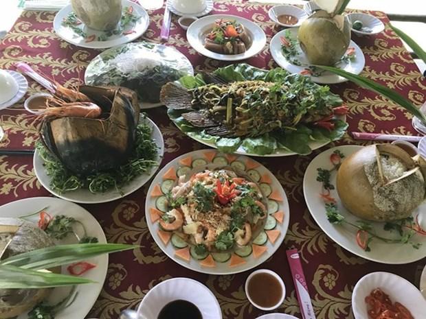 Ubica encuesta arte culinario vietnamita entre los favoritos a nivel mundial hinh anh 1