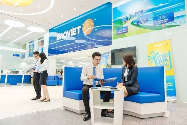 Recibe grupo de seguros vietnamita Bao Viet premio de mejor empresa para trabajar en Asia hinh anh 1