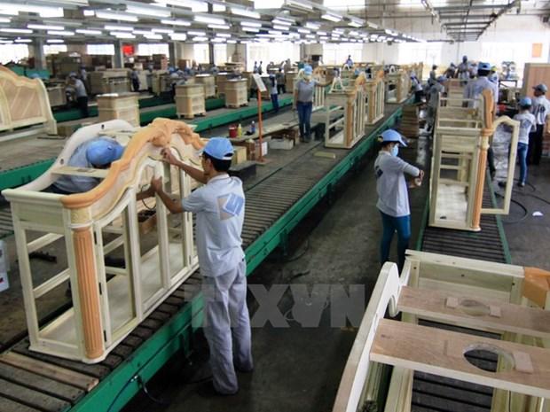 Destacan oportunidades para industria maderera de Vietnam con el Acuerdo Transpacifico hinh anh 1