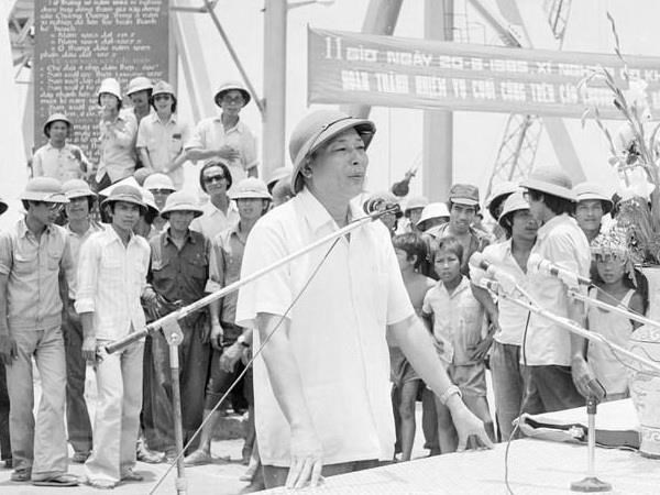 Fallecio en Vietnam Dong Sy Nguyen, heroe de la legendaria ruta Ho Chi Minh hinh anh 1