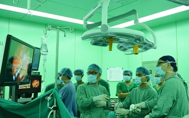 Reportan primeras aplicaciones de inteligencia artificial en la medicina de Vietnam hinh anh 1