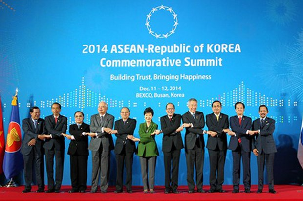 Celebraran importantes eventos en saludo al aniversario 30 de nexos ASEAN-Corea del Sur hinh anh 1