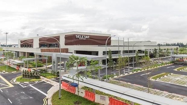 Acuerdan Singapur y Malasia poner fin a disputa de espacio aereo hinh anh 1
