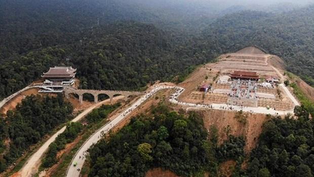 Impulsa provincia norvietnamita de Bac Giang el desarrollo turistico hinh anh 1